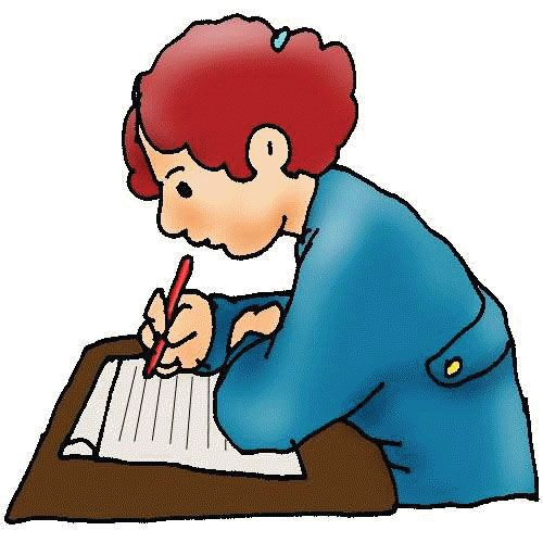 writing letter clipart letter clipart write letter 15