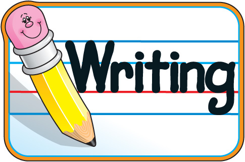 Writing Clip Art