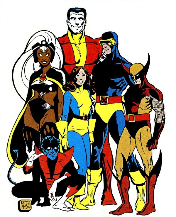 X-Men by Paul Smith