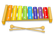 xylophone Animation Size: 80 Kb From: Music