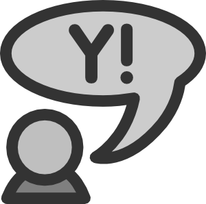 ... Yahoo Protocol Clip Art - vector clip art online .