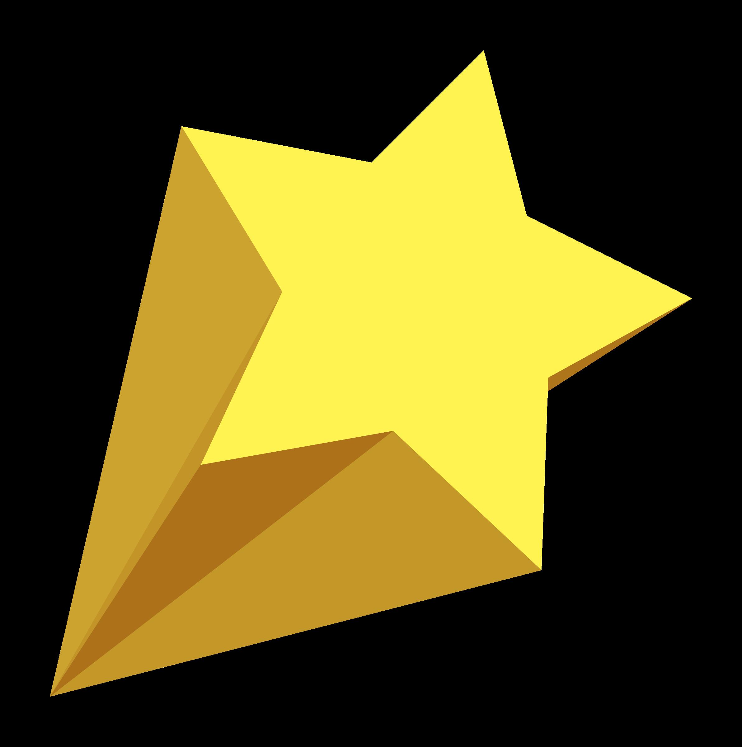yellow stars clipart