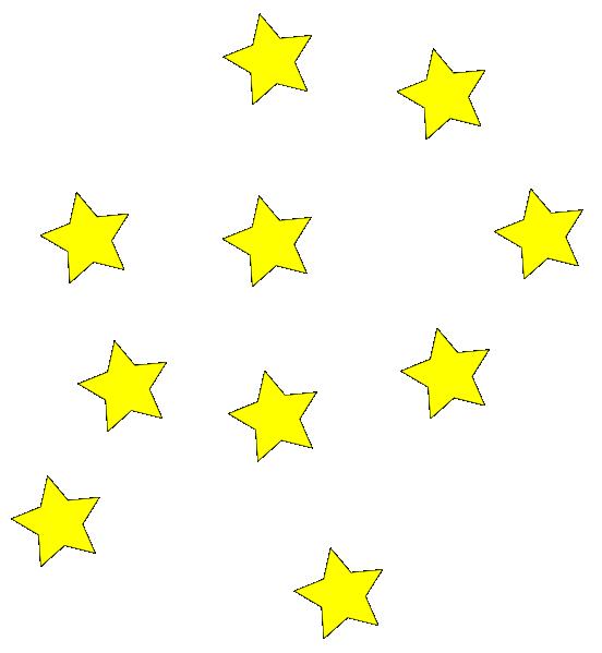 Yellow Star Border Clip Art Clipart Panda Free Clipart Images