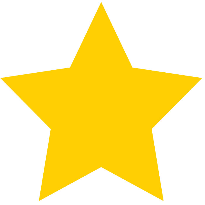 Yellow Star Picture - Clipart .