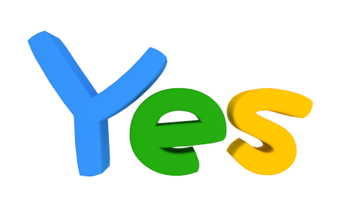 Yes Clip Art u0026middot; Yes