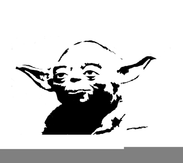 Yoda Clipart this image as: