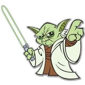 Star Wars Yoda Clipart