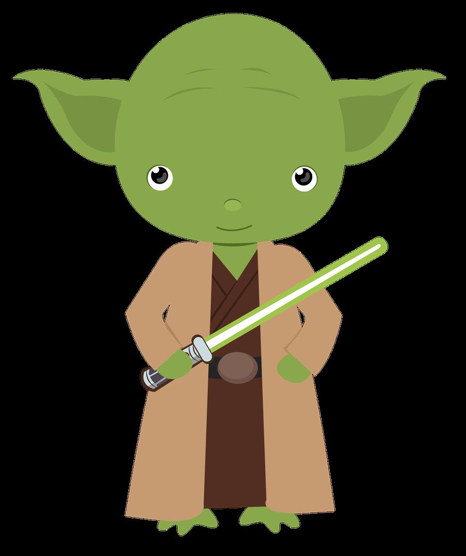 Star Wars Yoda Clipart hdclip - Yoda Clipart
