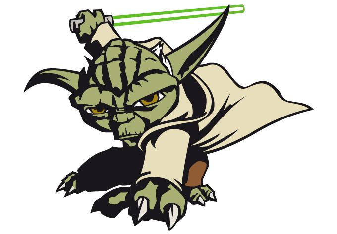 Yoda Clipart