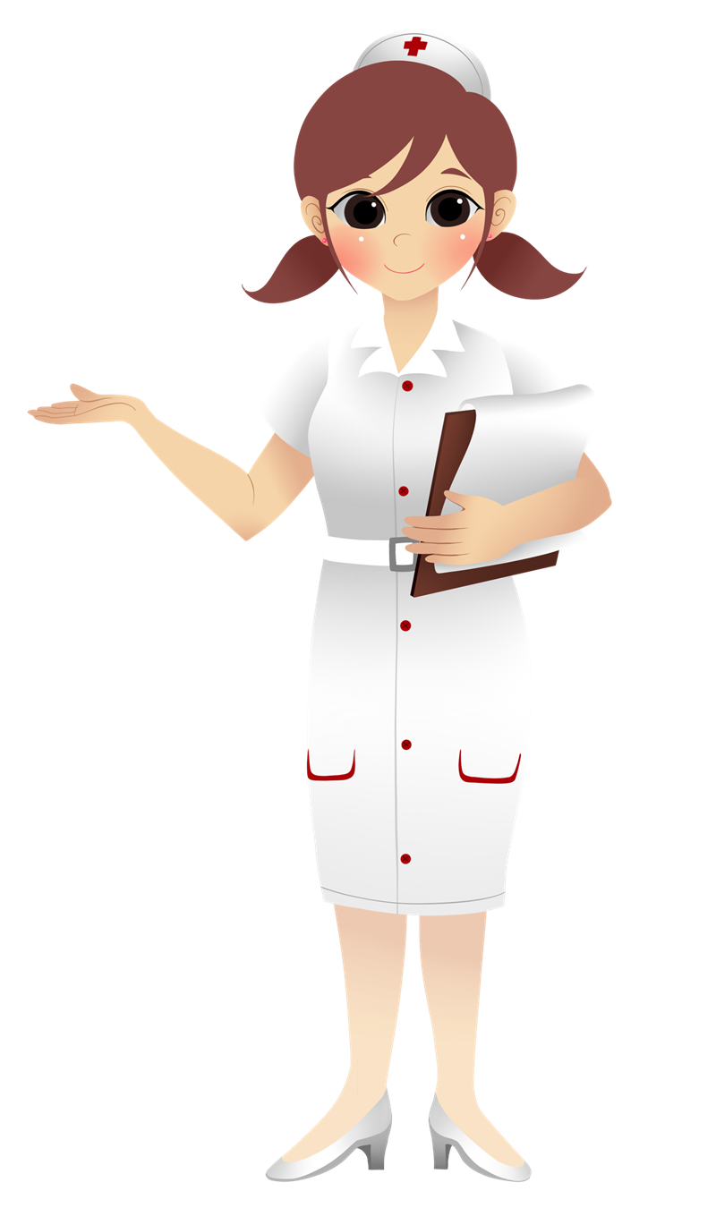 You can use this lovely cartoon nurse clip art for personal or commercial use. Use this clip art on your medical projects, comic books, websites, ...