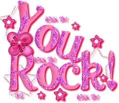 You Rock Beautiful Image