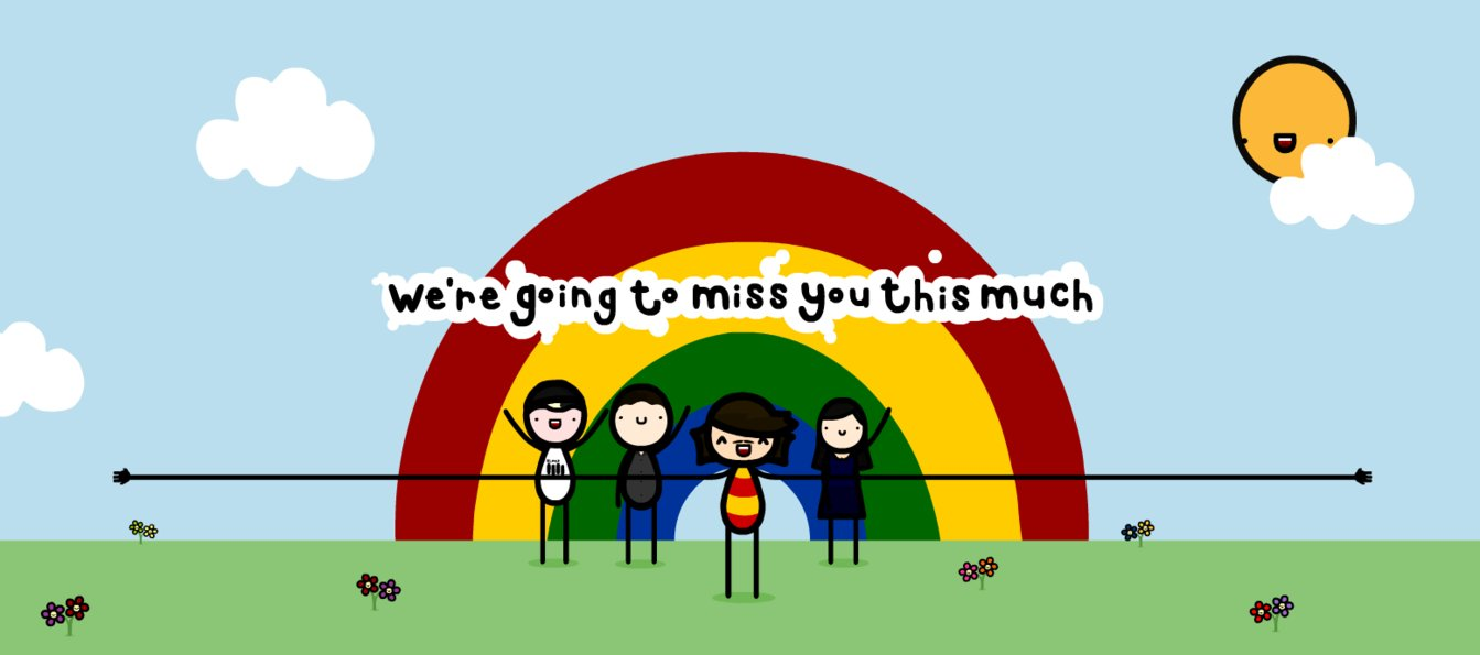 Youll Be Missed Clipart