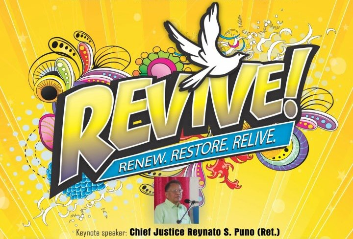Youth Revival Clipart