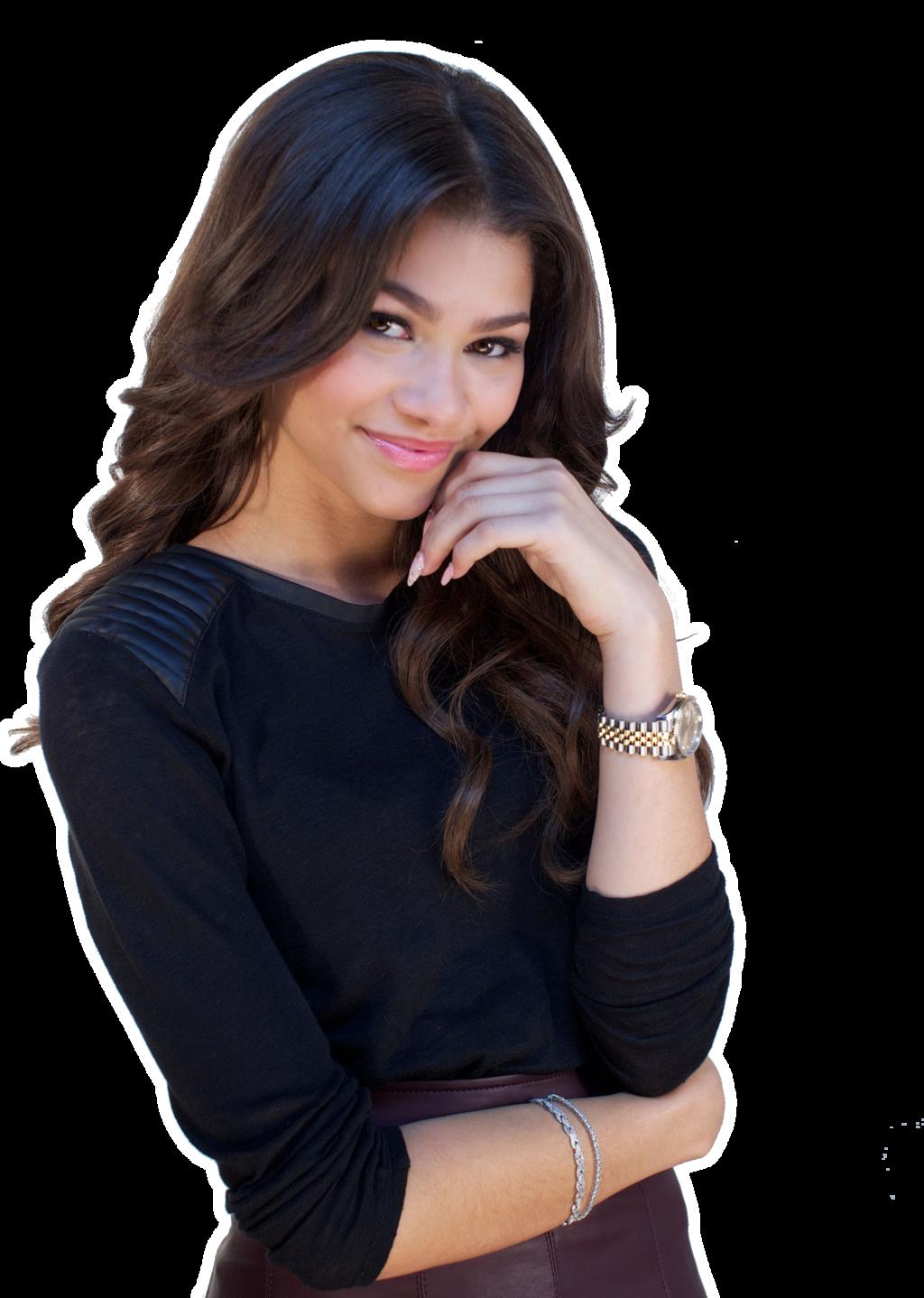 Zendaya Clipart