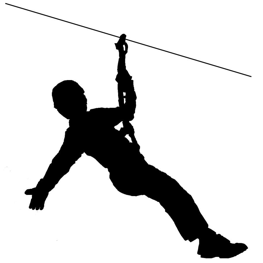 Zip Line Clip Art Clipart Best