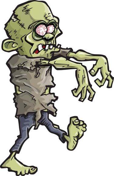 Free zombie clipart vectors Zombie Clipart free vector art image 2