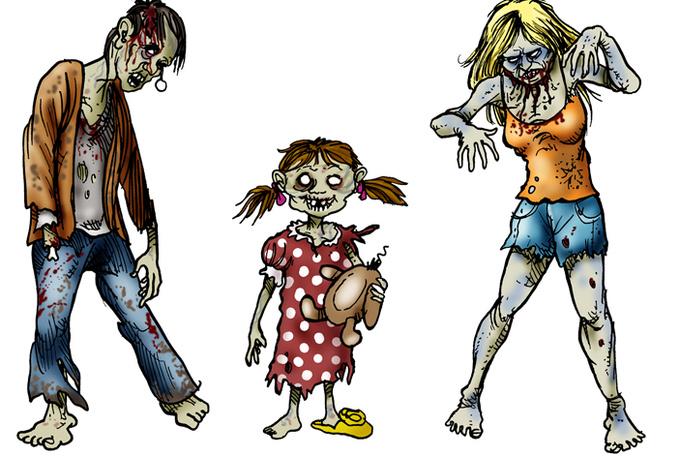 Zombie Clipart Optima Zombies1 Jpg