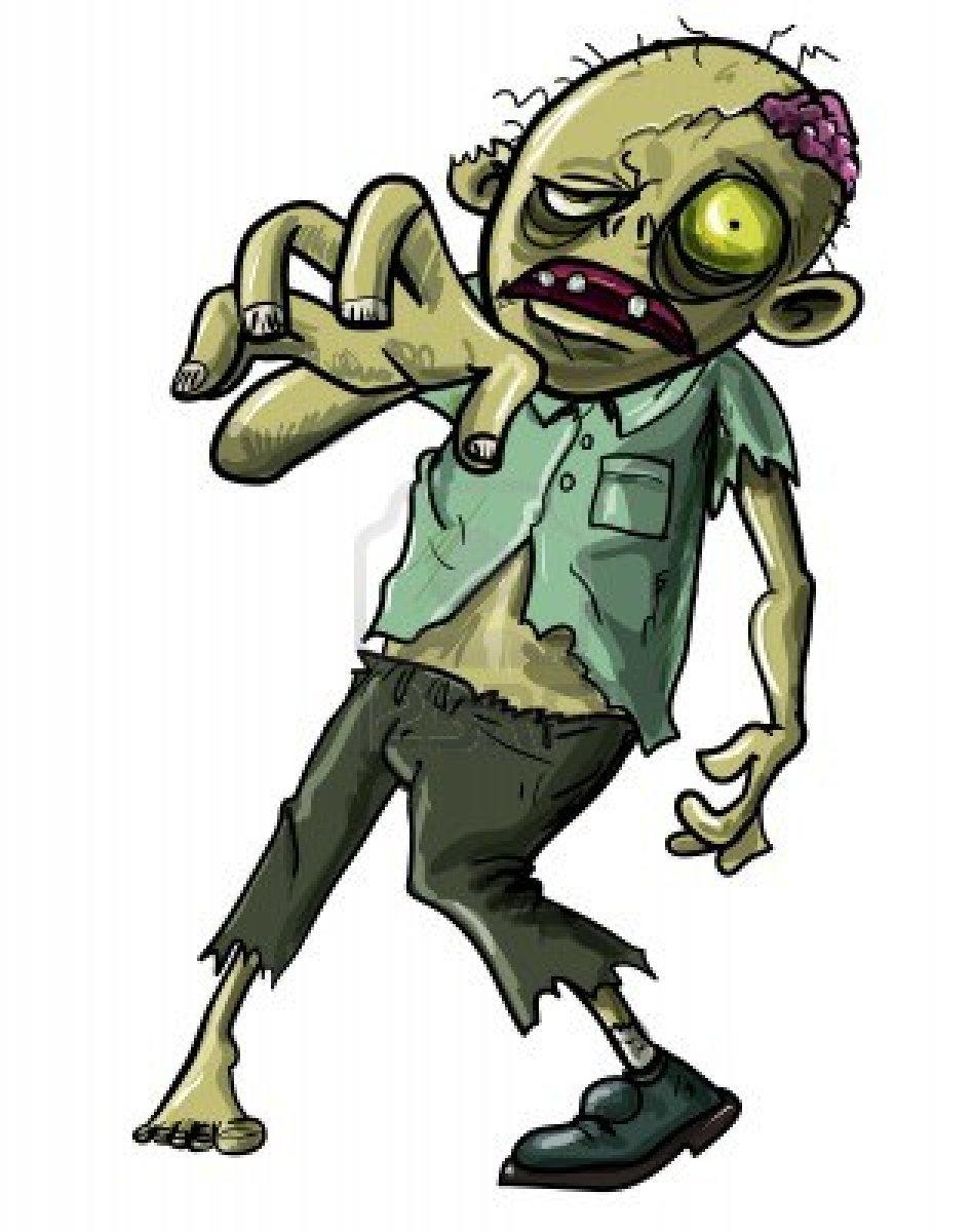 Zombie Clipart -