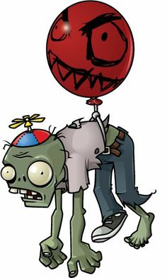 Zombies cliparts