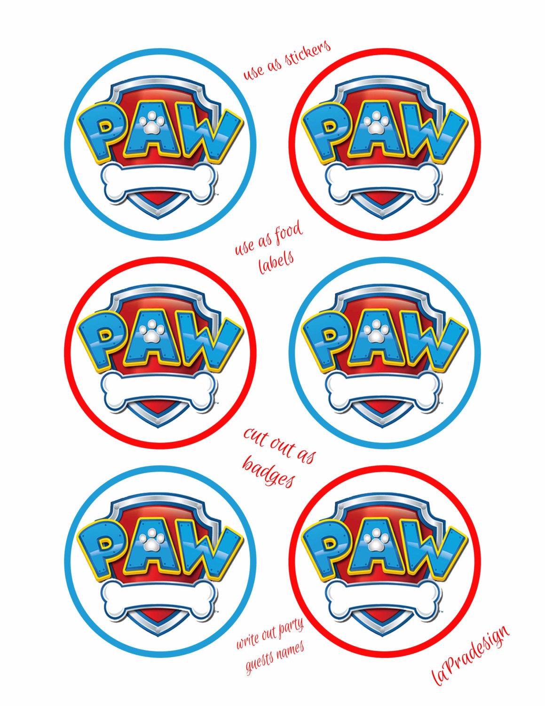 - Paw Patrol Logo Clipart